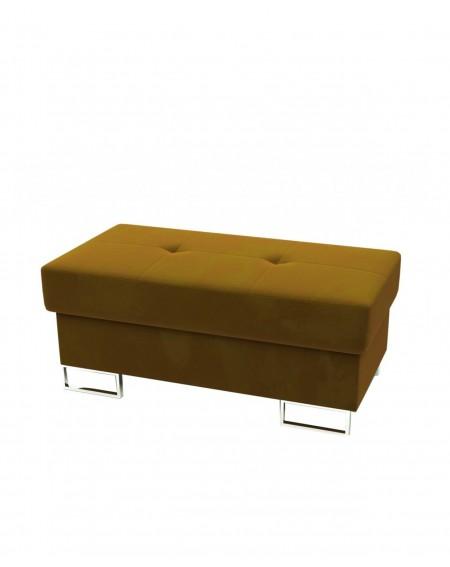 Pufa Gold - 355 Fotele i pufy