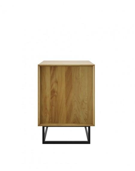 Loftowa Komoda Box Wood - 133 Komody loftowe