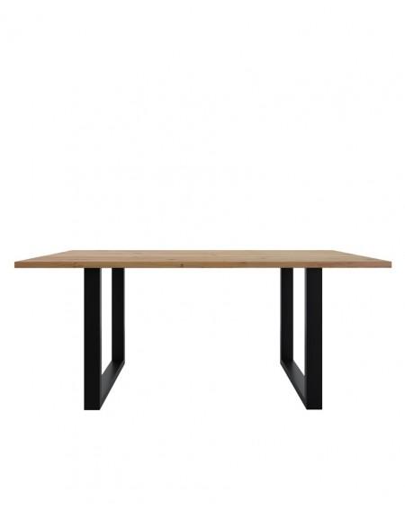 Industrialny Stół Dębowy Wood - 150 Stoły