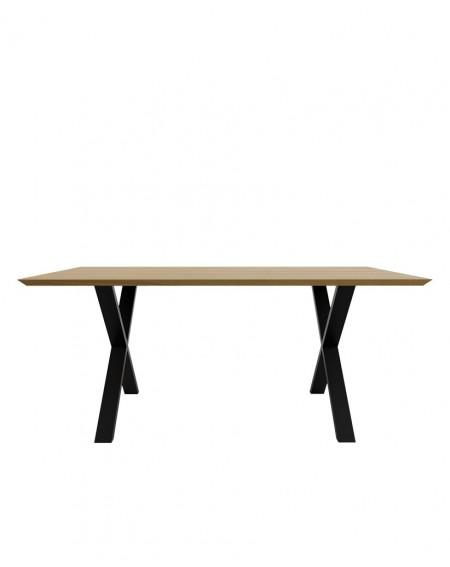 Industrialny Stół Dębowy X Wood - 151 Stoły