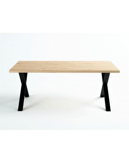 Stół Dębowy Loft III - 161 Stoły