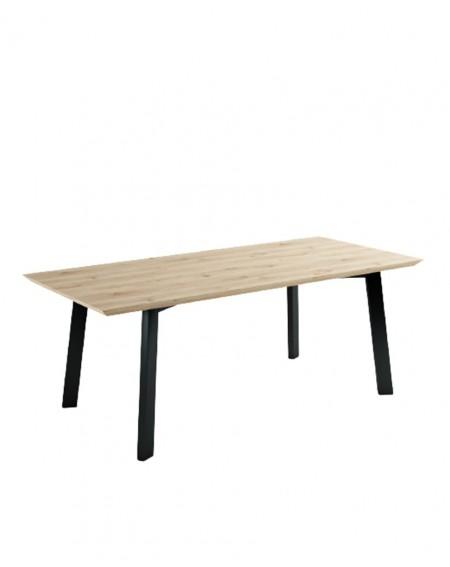 Stół Dębowy Loft IV - 163 Stoły