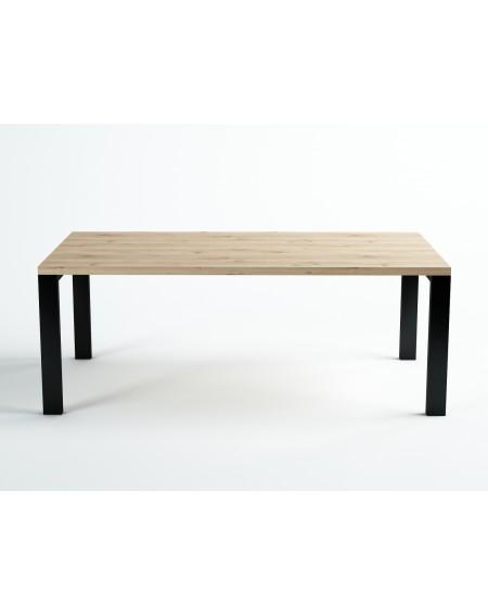 Stół Dębowy Industrial - 166 Stoły