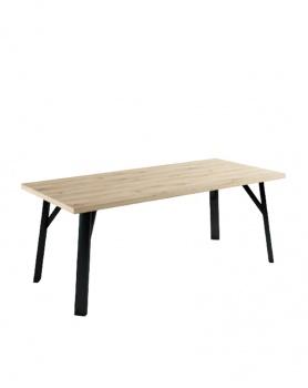 Stół Dębowy Industrial II - 168 Stoły
