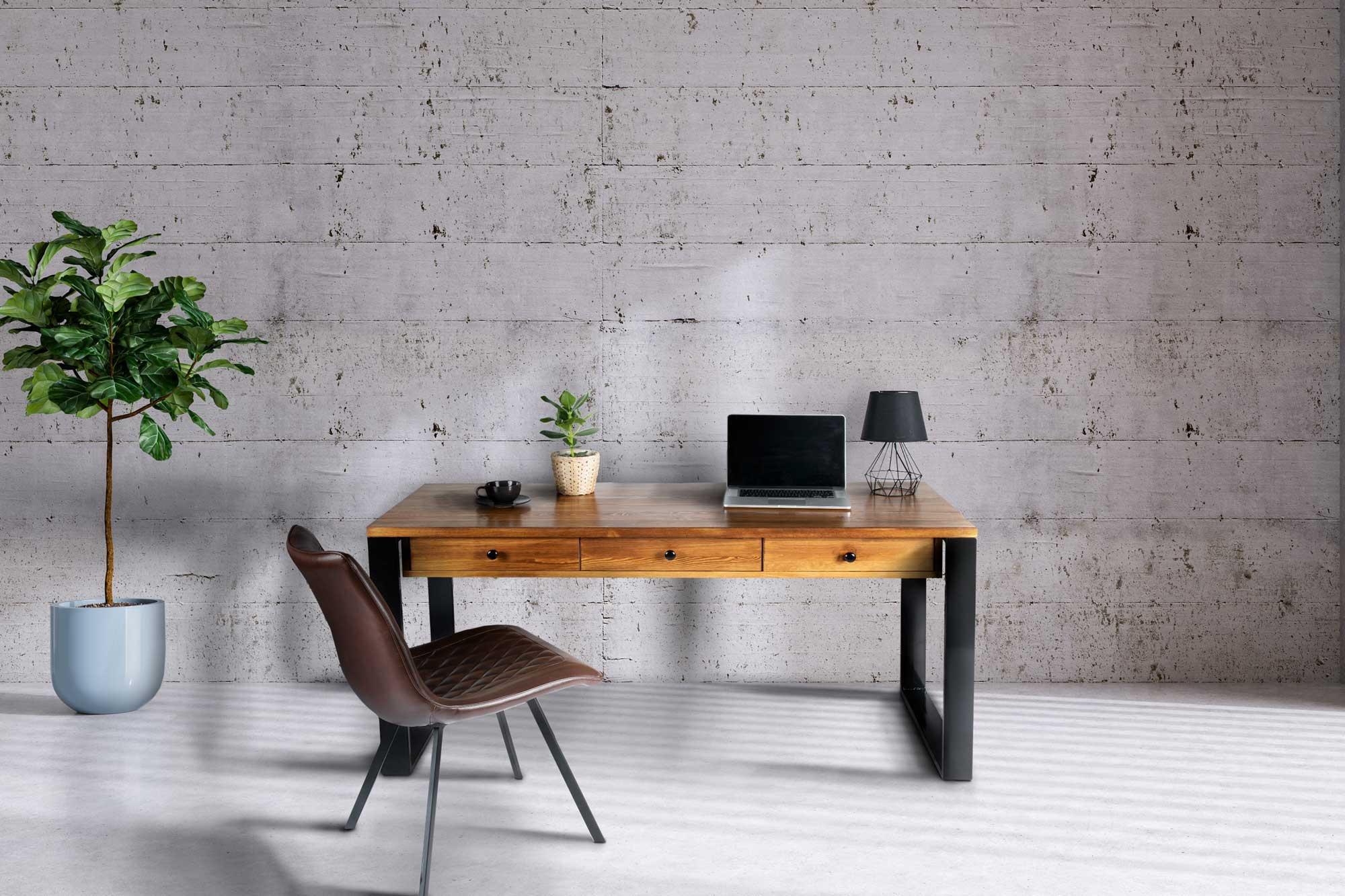 Biurka loftowe, producent biurek loftowych, biurka industrialne